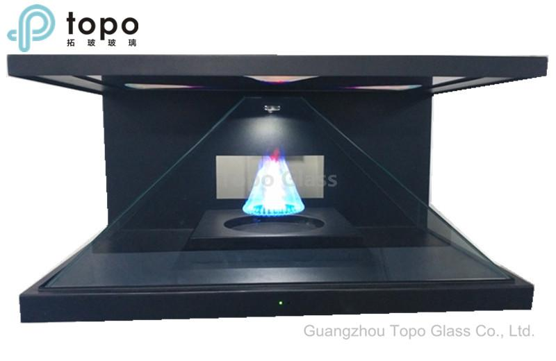 3D holográfica Display